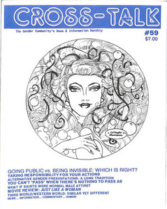 Cross-Talk: The Gender Community's News & Information Monthly, No. 59 (September, 1994)