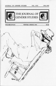 The Journal of Gender Studies Vol. 17 No. 1