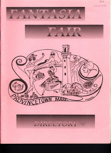 Fantasia Fair Directory (Oct. 13 - 23, 1988)