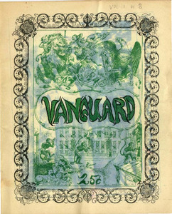 Vanguard Magazine Vol. 1 No. 8