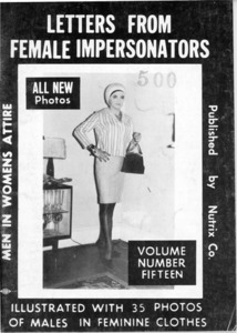 Letters from Female Impersonators Vol. 15