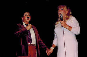 Alison Laing and Lynnette Perform at Fantasia Fair Follies