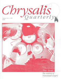 Chrysalis Quarterly