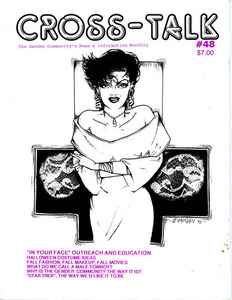 Cross-Talk: The Gender Community's News & Information Monthly, No. 48 (October, 1993)
