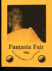 Fantasia Fair Yearbook (October 1982)