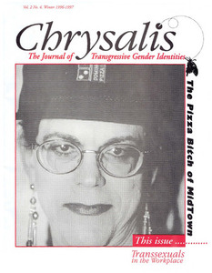 Chrysalis Quarterly, Vol. 2 No. 4 (Winter, 1996-1997)