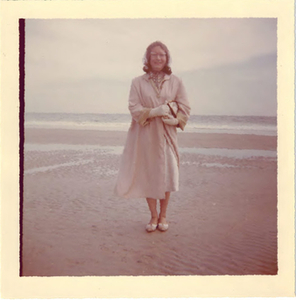 Alison Laing on Shore