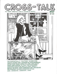 Cross-Talk: The Gender Community's News & Information Monthly, No. 57 (July, 1994)