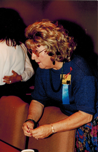 Alison Laing at IFGE Houston (1992)