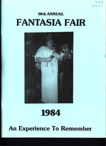 Fantasia Fair Yearbook (October 1984)