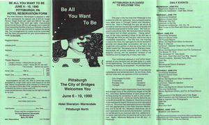 10th Annual Be All Weekend (Jun. 6-10, 1990)