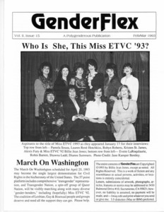 GenderFlex: A Polygenderous Publication