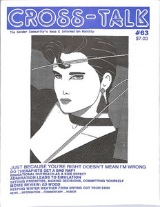 Cross-Talk: The Gender Community's News & Information Monthly, No. 63 (January, 1995)