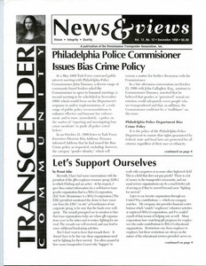 Renaissance News & Views, Vol. 12 No. 12 (December 1998)