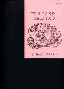 Fantasia Fair Directory (Oct. 15 - 20, 1990)