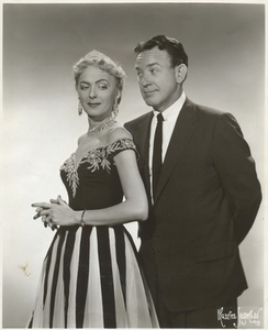 Christine Jorgensen in Formal Wear