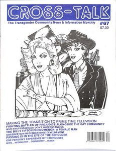 Cross-Talk: The Transgender Community News & Information Monthly, No. 67 (May, 1995)
