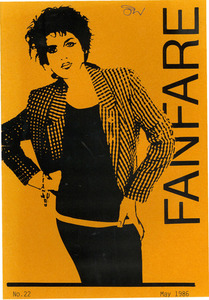 Fanfare Magazine No. 22 (May 1986)