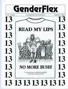 GenderFlex, Vol. 2 Issue 13 (September/October, 1992)