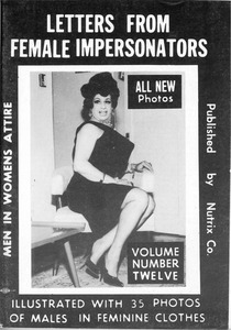 Letters from Female Impersonators Vo. 12