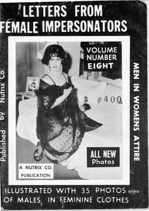 Letters from Female Impersonators Vol. 8
