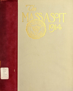 Springfield College Yearbook, 1914