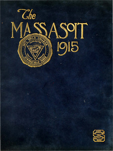 Springfield College Yearbook, 1915
