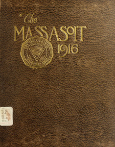 Springfield College Yearbook, 1916