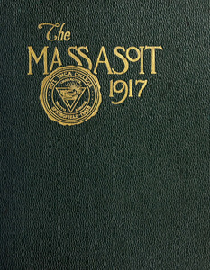 Springfield College Yearbook, 1917
