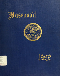 Springfield College Yearbook, 1922