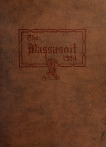 Springfield College Yearbook, 1924