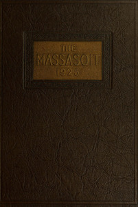 Springfield College Yearbook, 1925