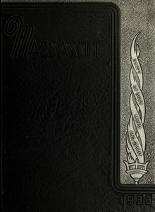 Springfield College Yearbook, 1933