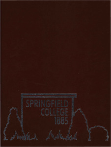 Springfield College Yearbook, 1982