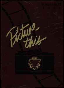 Springfield College Yearbook, 1992