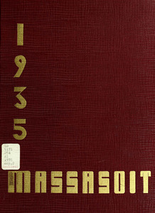 Springfield College Yearbook, 1935