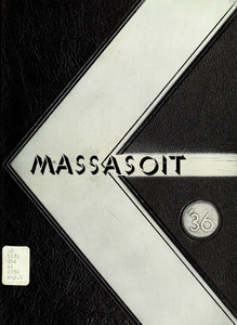Springfield College Yearbook, 1936