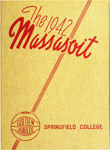 Springfield College Yearbook, 1942