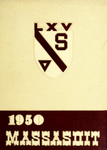Springfield College Yearbook, 1950