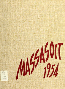 Springfield College Yearbook, 1954