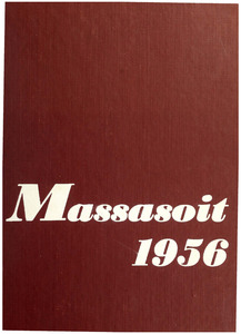 Springfield College Yearbook, 1956