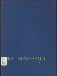 Springfield College Yearbook, 1961