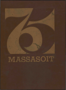 Springfield College Yearbook, 1975