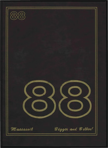 Springfield College Yearbook, 1988