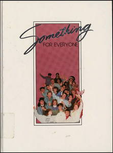 Springfield College Yearbook, 1989