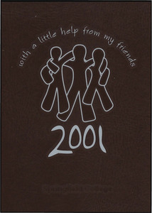 Springfield College Yearbook, 2001