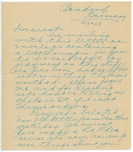 Clinton T. Brann Papers, 1891-1963