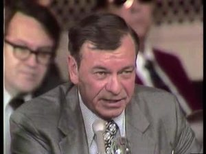 1973 Watergate Hearings; Part 1 of 4