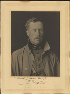 G. Edward Elwell, Jr., Autograph Collection