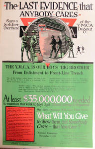 World War I Poster - The Last Evidence